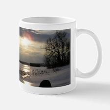 Winter Sunset 0004 Mug
