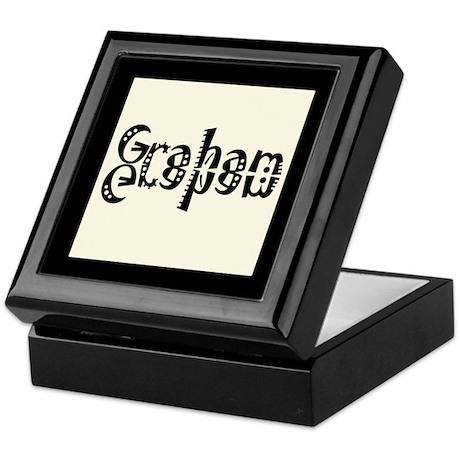 Graham Bookplate Storage Box