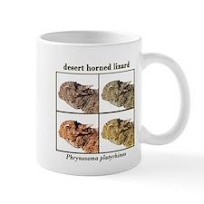 Horned lizard colors Mug