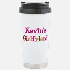 Kevin's Girlfriend Stainless Steel Travel Mug