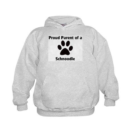 Proud: Schnoodle Kids Hoodie