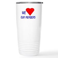 Members Travel Mug