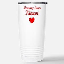 Mommy Loves Kieran Travel Mug