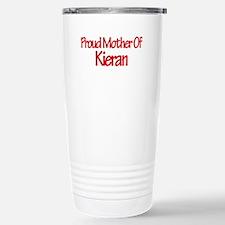 Proud Mother of Kieran Travel Mug
