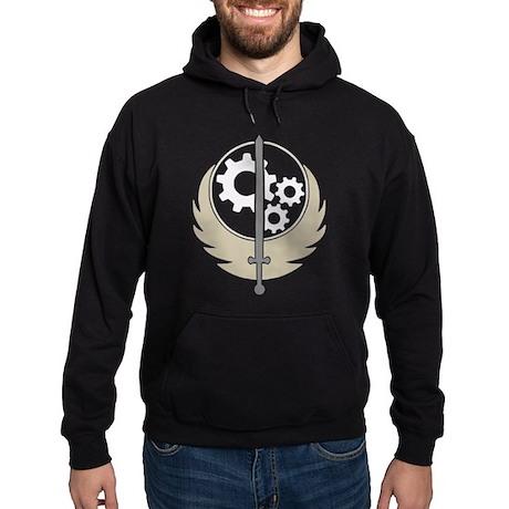 Brotherhood of Steel Hoodie (dark)