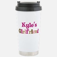 Kyle's Girlfriend Stainless Steel Travel Mug