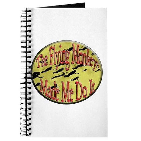 Flying Monkeys Journal