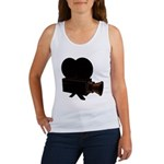 vintage video Women's Tank Top