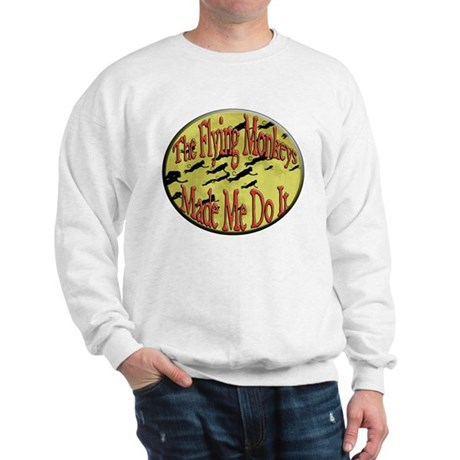Flying Monkeys Sweatshirt