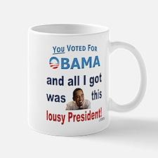 Lousy President Mug