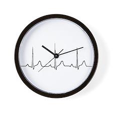 LifeBeat Wall Clock