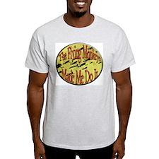 Flying Monkeys Ash Grey T-Shirt