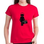music lover Women's Dark T-Shirt