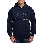 in the stars? Hoodie (dark)