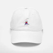 Catoons™ Harmonica Cat Baseball Baseball Cap