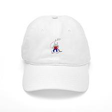 Catoons™ Harmonica Cat Baseball Cap
