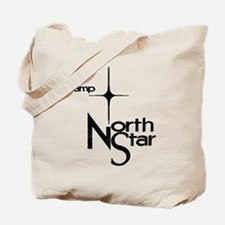 Camp North Star Tote Bag