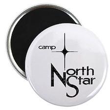 Camp North Star Magnet
