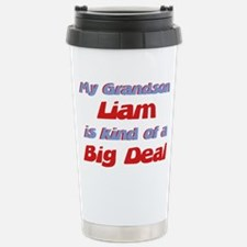 I'm Liam - I'm A Big Deal Stainless Steel Travel M