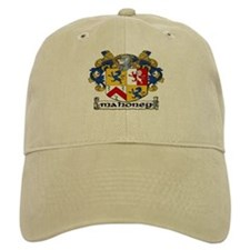 Mahoney Coat of Arms Baseball Baseball Cap