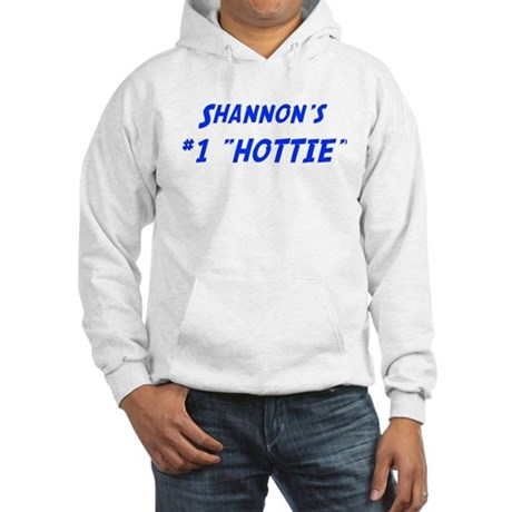 Shannon's #1 Hooded Sweatshirt