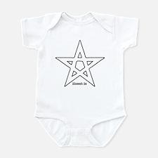 """""""Pentagram"""" Infant Creeper"""