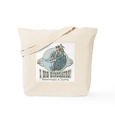 I Dig Dinosaurs Boy Tote Bag