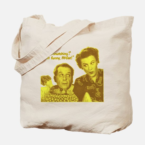 Fibber & Molly Tote Bag