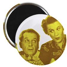 Fibber & Molly Magnet