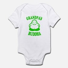 Cute Baby buddha Infant Bodysuit