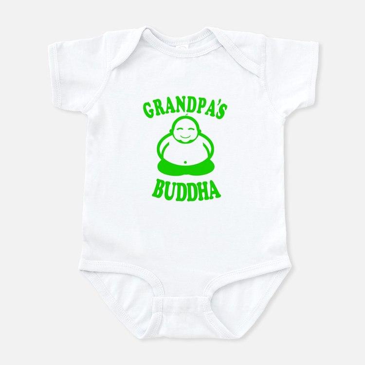Cute Buddha baby Infant Bodysuit