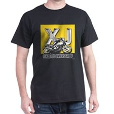 XJ Owners Group Black T-Shirt