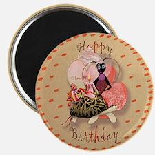 """Birthday"" Magnet"