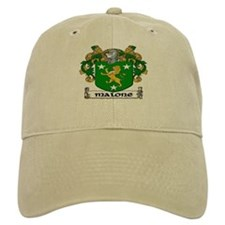Malone Coat of Arms Baseball Baseball Cap