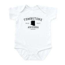 Tombstone (AZ) Tee Infant Bodysuit