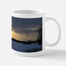 Winter Sunset 0238 Mug