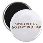 Save on gas Magnet