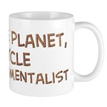 Save the planet Mug