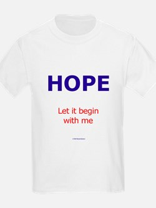 PeaceAndHope T-Shirt