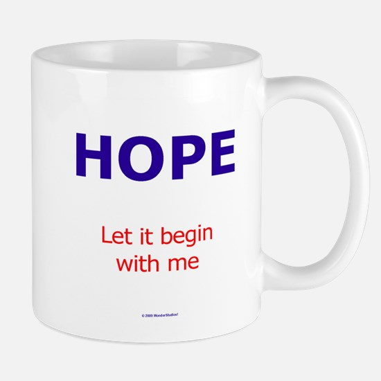 PeaceAndHope Mug