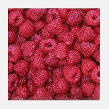 Raspberry Tile Coaster