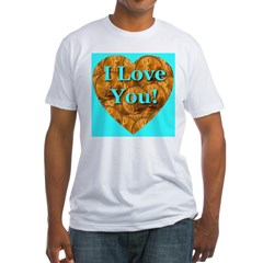 Heart of Gold I Love You Shirt