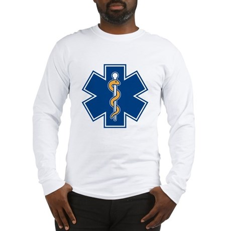 EMS Star of Life Long Sleeve T-Shirt