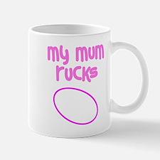 My Mum Rucks Rugby Humor Mug