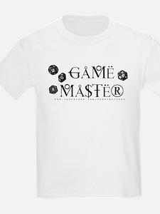 Game Master Kids T-Shirt