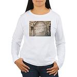 Vincent Women's Long Sleeve T-Shirt