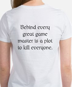 Game Master Women's T-Shirt