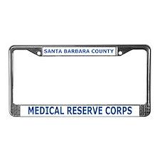 Santa Barbara County MRC License Plate Frame