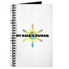 My Race Is Human Journal