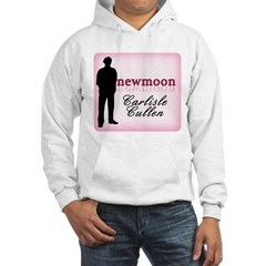 New Moon Carlisle Cullen T-Shirts Hoodie